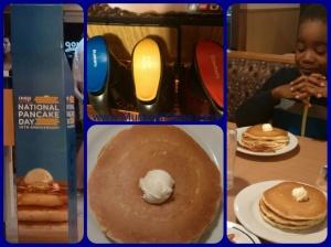 iHop Pancake Day 2015